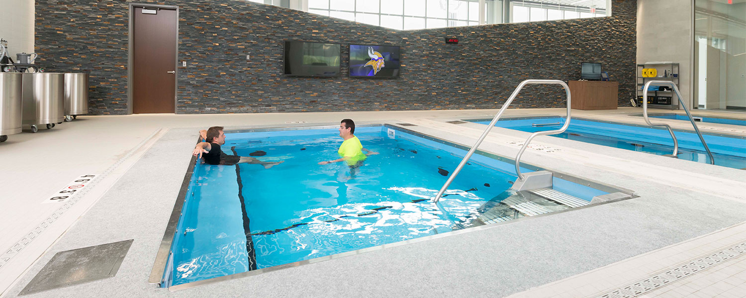 Warm Amp Cold Plunge Pool Therapy For Athletes Hydroworx 174