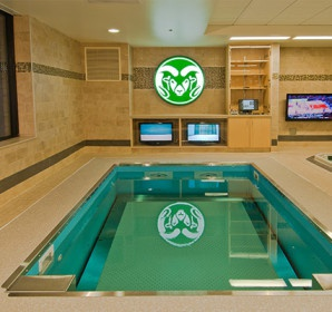 Colorado State University HydroWorx Pools