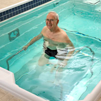aquatic strengthening for the aging population
