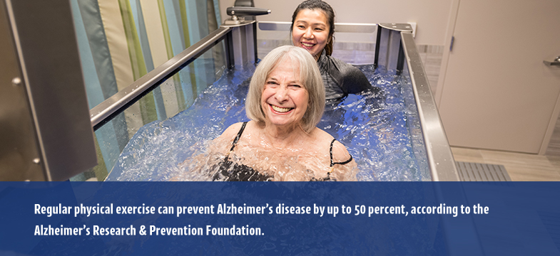 Exercise for Alzheimer's Patients