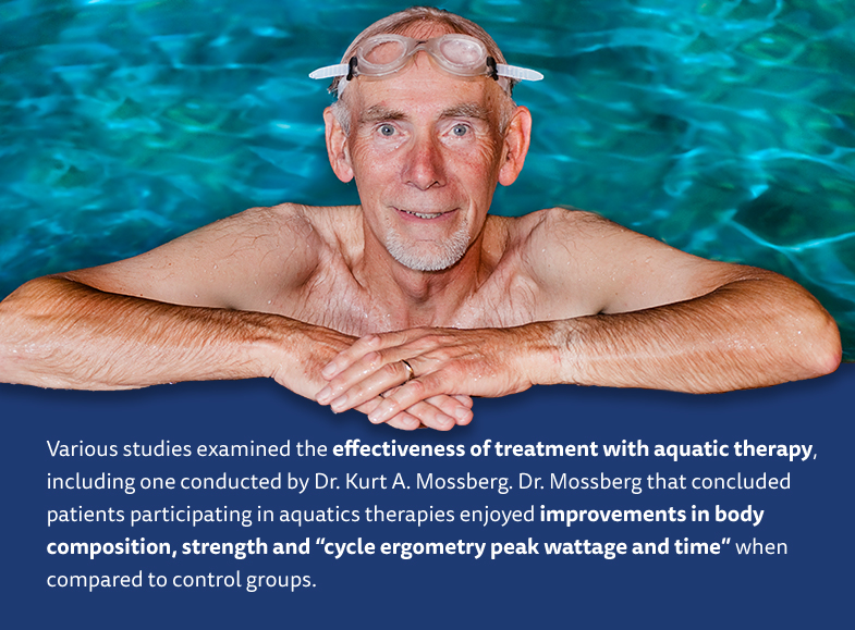 Effectiveness of Treating Alzheimer's with Aquatic Therapy